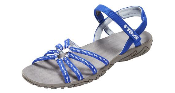 Teva Kayenta - Sandales Femme - bleu